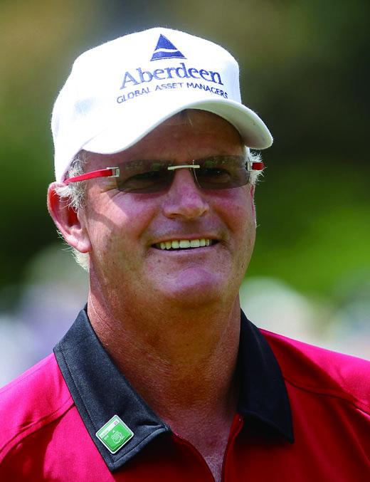Sandy Lyle, 2010 Masters Tournament