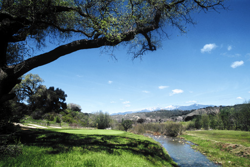 Robert Trent Jones Jr designed Rancho San Marcus Golf Course