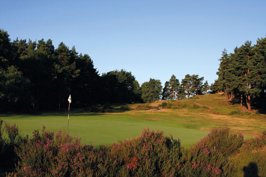 The Old Course at Sunningdale Golf Club
