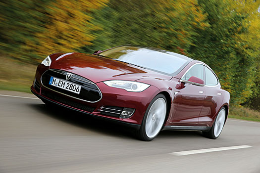The Model S is one of very few cars to be designed specifically as an EV