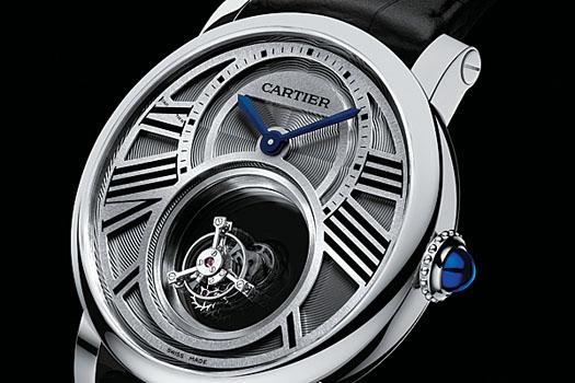 The Rotonde de Cartier Double Mystery