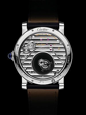 The Rotonde de Cartier Double Mystery