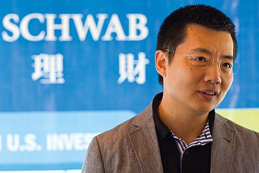 James Sun - Charles Schwab Hong Kong Managing Director