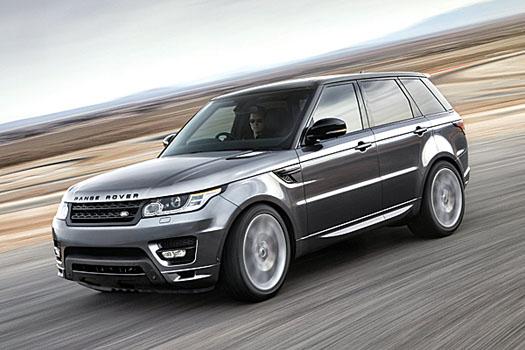 The 2014 Range Rover Sport