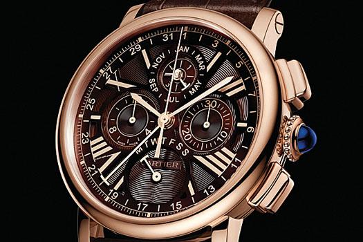 Rotonde de Cartier Perpetual Calendar Chronograph
