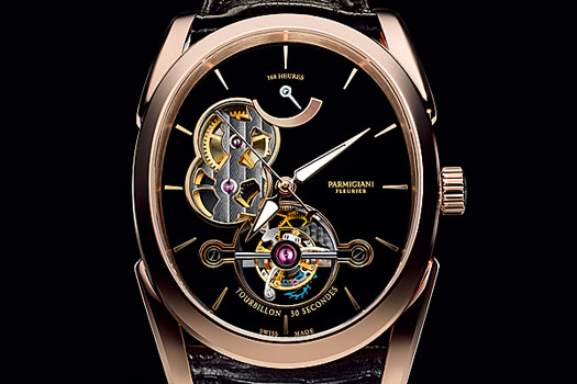The Ovale Tourbillon