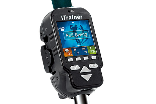 The iTrainer Pro, the culmination of five different versions