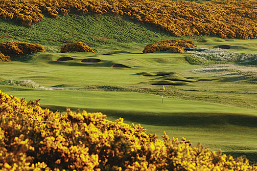 Celebrate a round at Royal Dornoch with Speyside malts