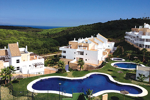 Apartments at Alcaidesa