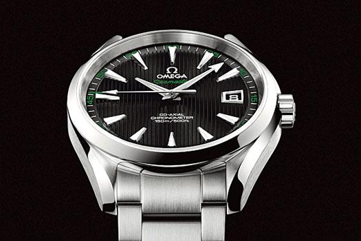 "The Seamaster Aqua Terra 150M ""Golf"" Watch"