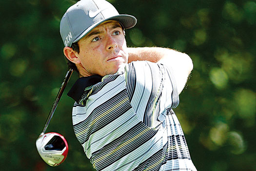 Rory McIlroy was Golfer of the Year … or was he?