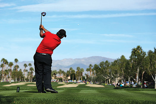 Patrick Reed got his 2014 season off to a flying start