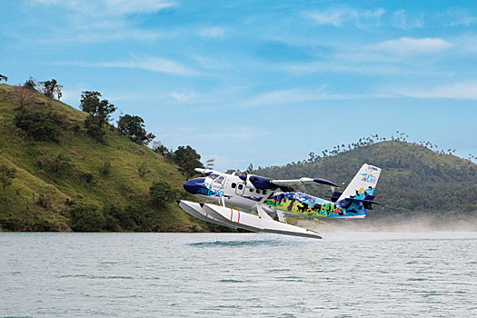 The SriLankan Airlines' Air Taxi Service