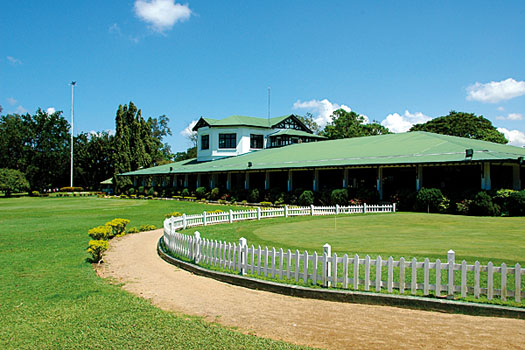 The Royal Colombo Golf Club in Sri Lanka