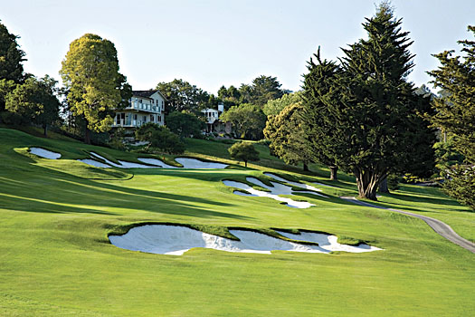 The third, one of the greatest par-3s in the game