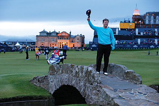Tom Watson has been a firm favourite with Open galleries
