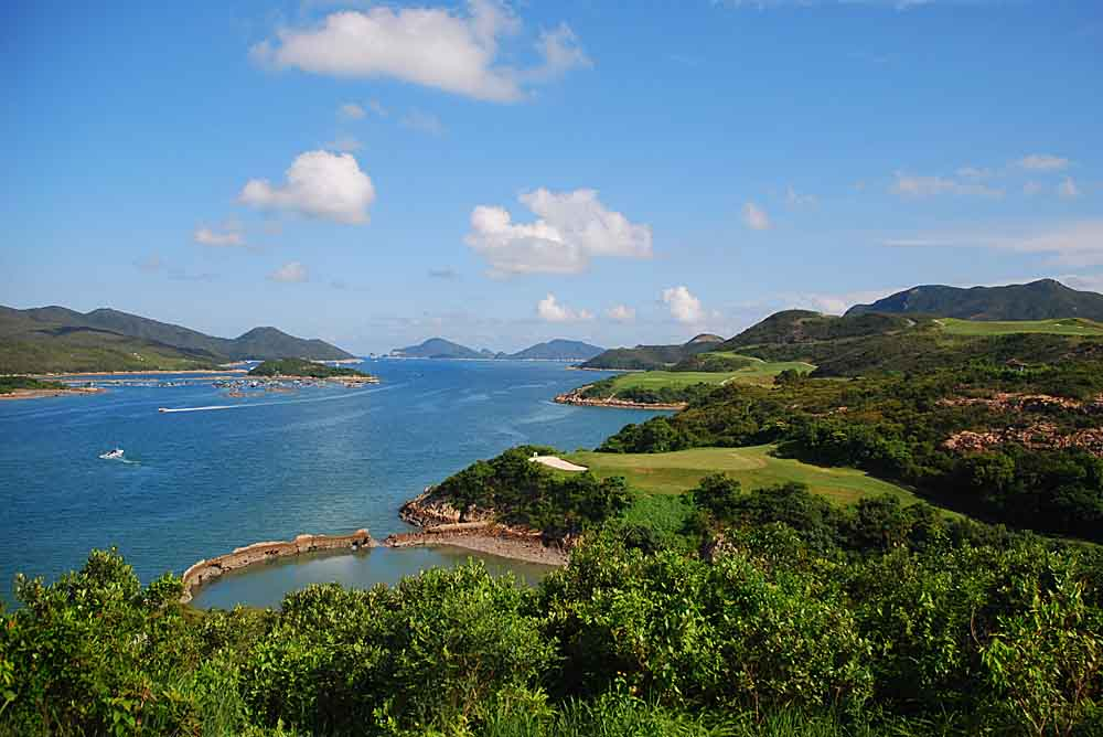 The North Course at The Jockey Club Kau Sai Chau