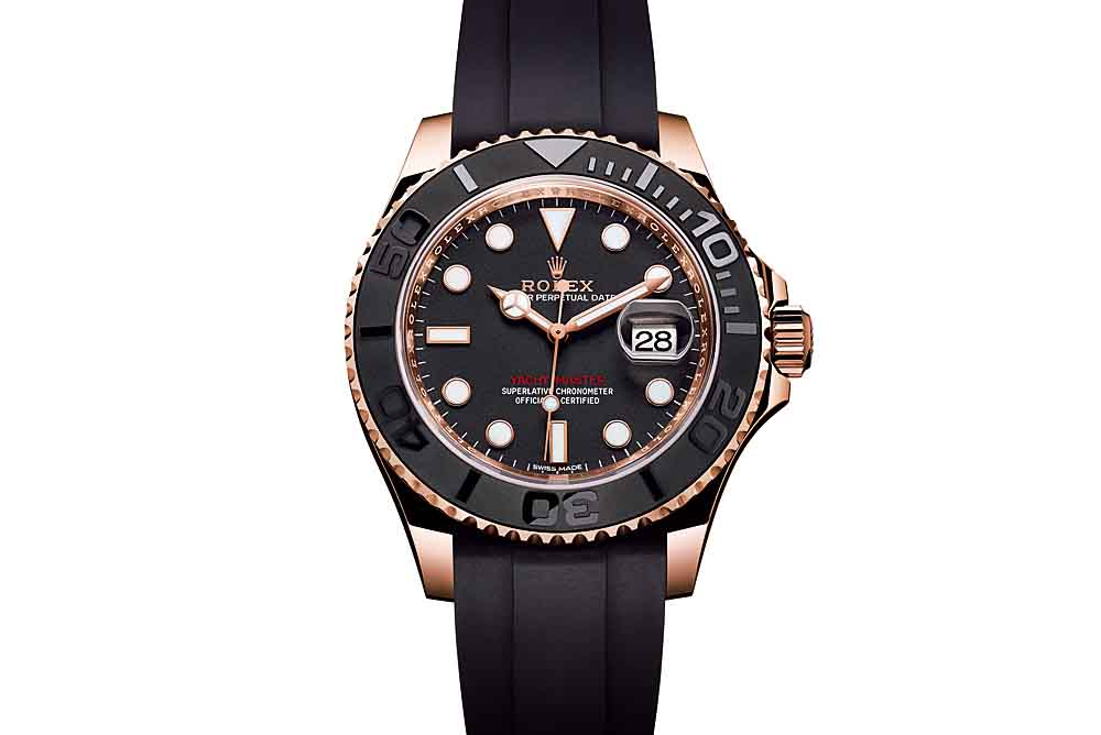 The Yacht-Master 40 – Everose gold