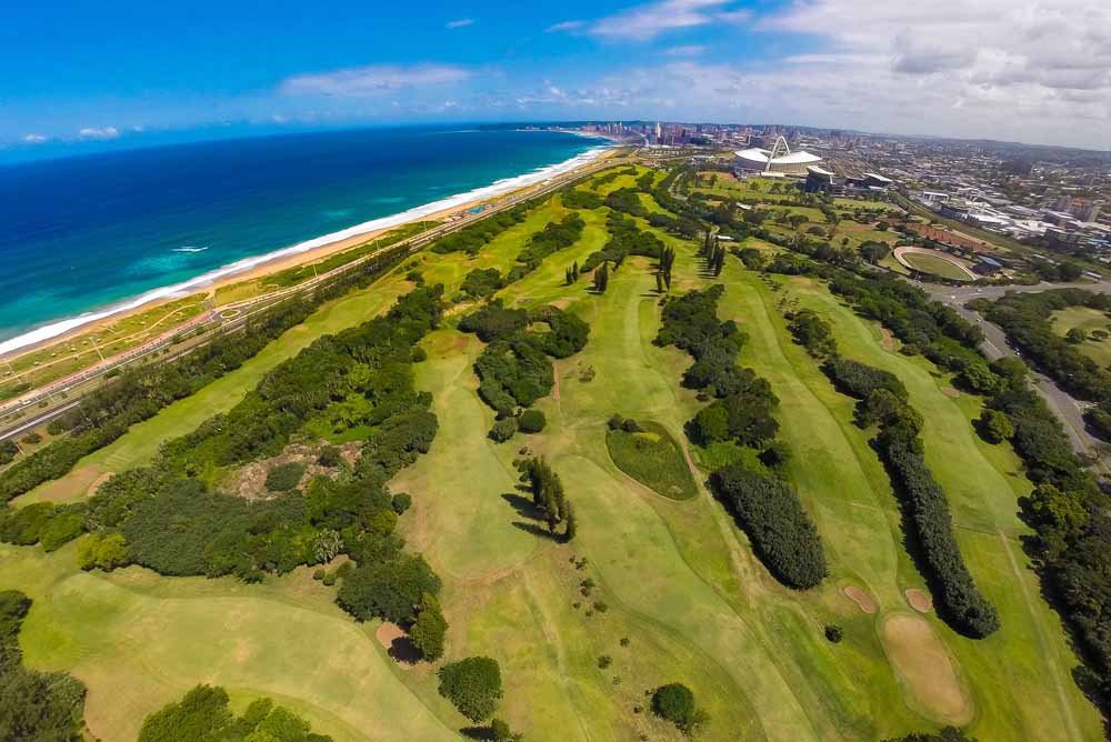 Durban Country Club is a great example of a short course that remains challenging yet fun