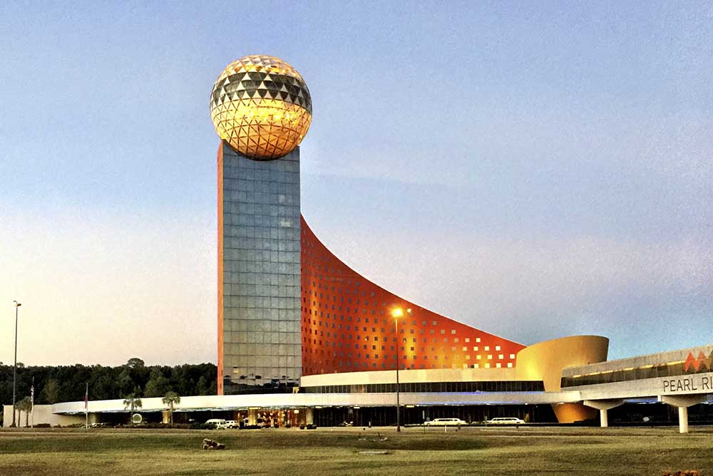 Golden Moon Hotel and Casino in Choctaw, Mississippi