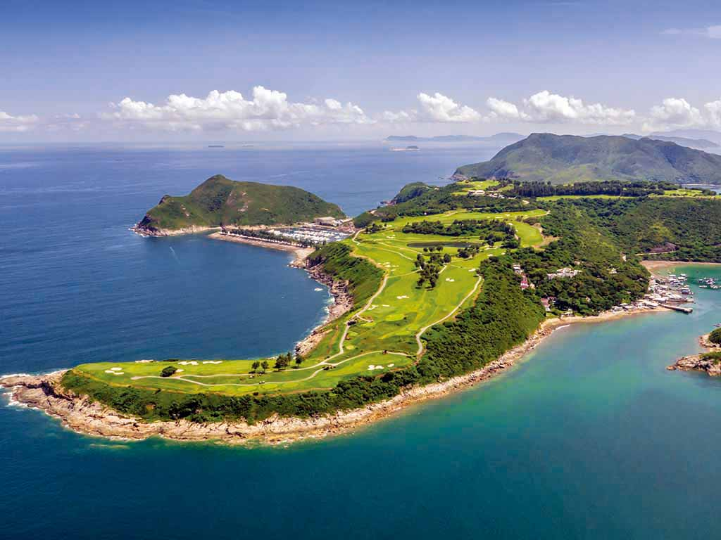 Seaside splendour: The Clearwater Bay Golf & Country Club