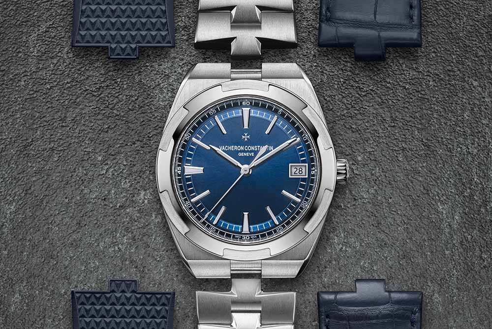 The new Vacheron Constantin Overseas models are all about modularity