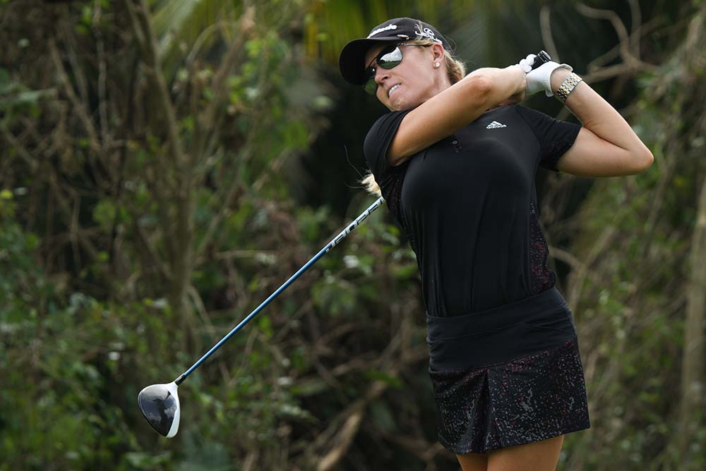 LPGA star Natalie Gulbis