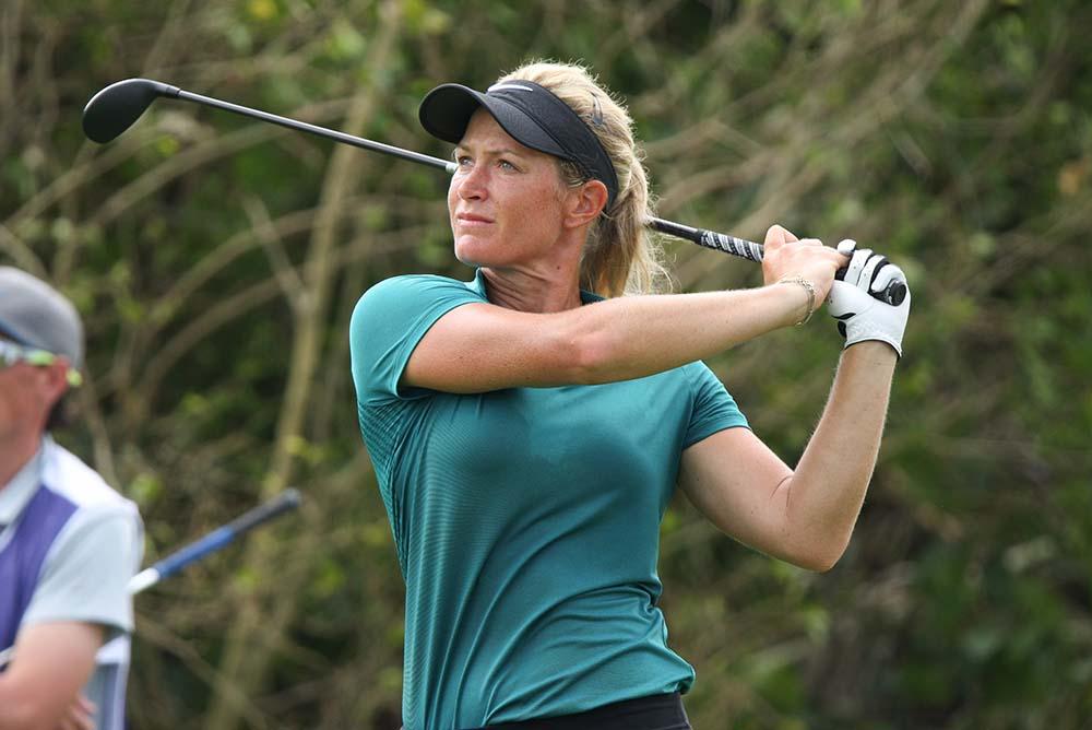 LPGA star Suzann Pettersen