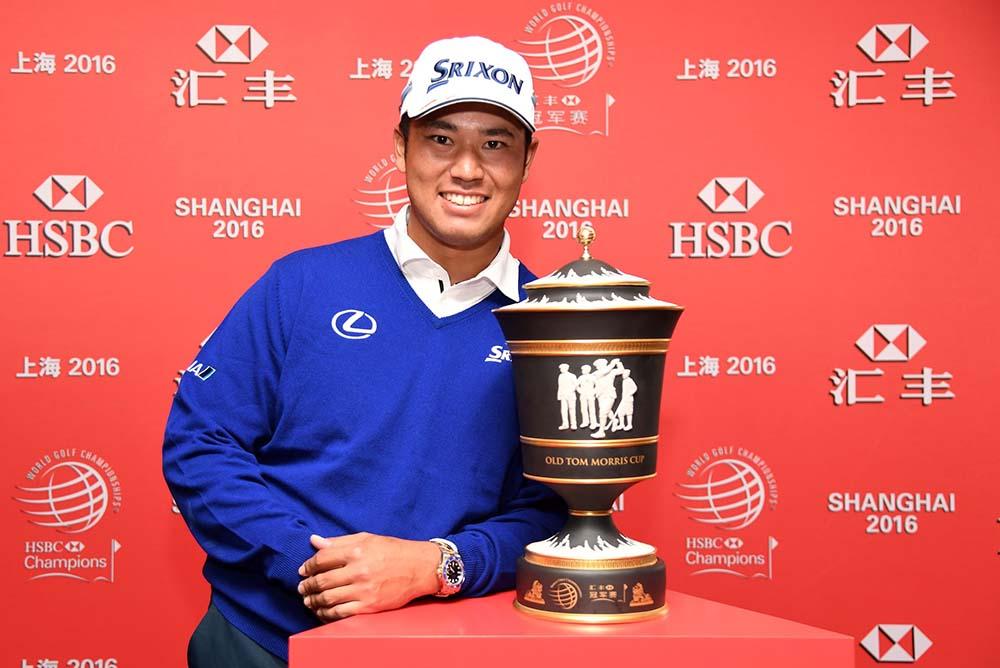 """My next goal is to win a Major,"" said Matsuyama"