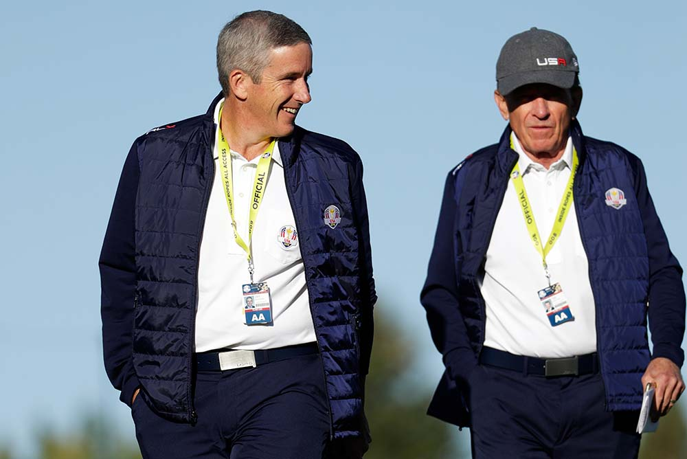 Jay Monahan succeeded Tim Finchem as the new PGA Tour Commissioner