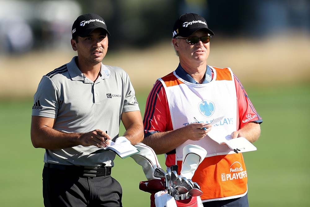 Jason Day is one of the worst offenders over slow play in professional golf