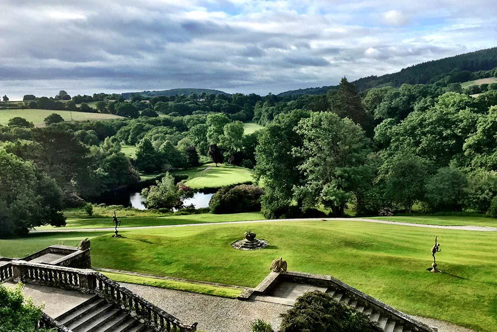 Bovey Castle view