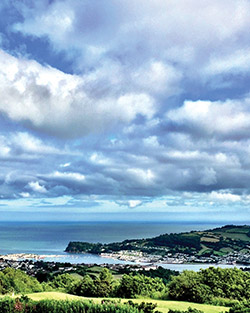 Teignmouth view
