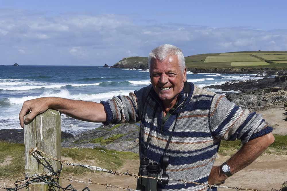Clive Thomas, host at Trevose