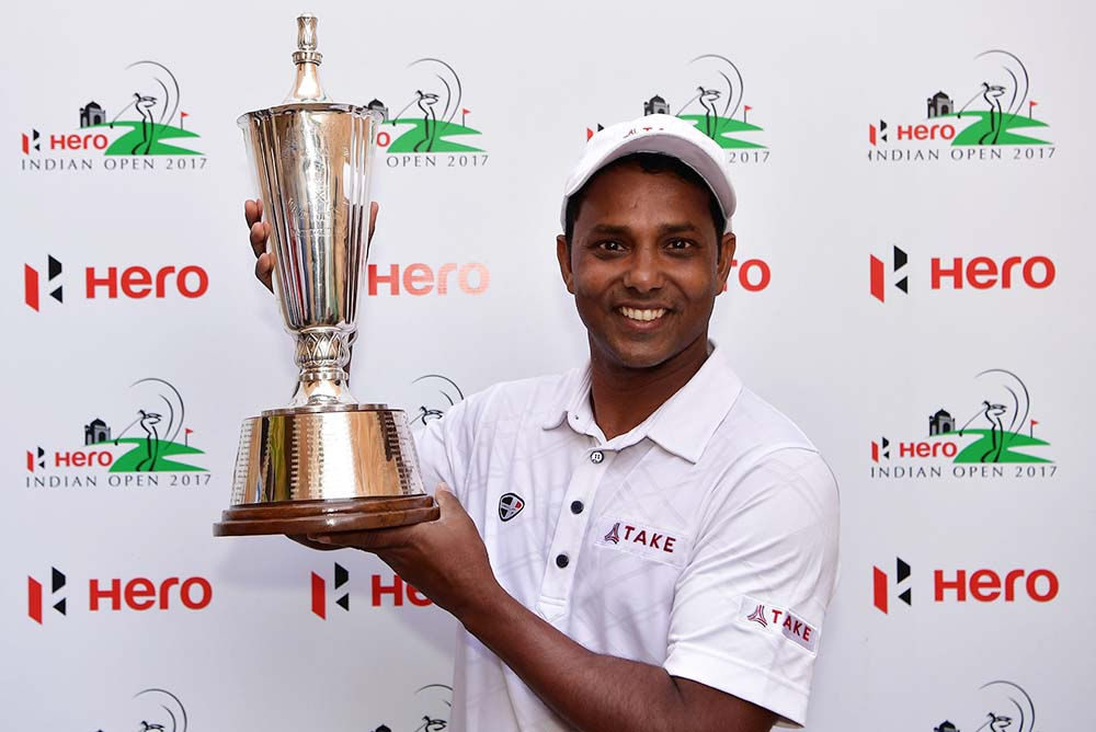 Chawrasia's name has often been left out of discussions amongst pundits and golf fans whenever it touched on Indian golf