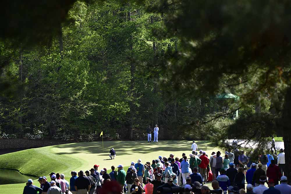 Jordan Spieth will certainly have ongoing nightmares about the par-3 round Amen Corner