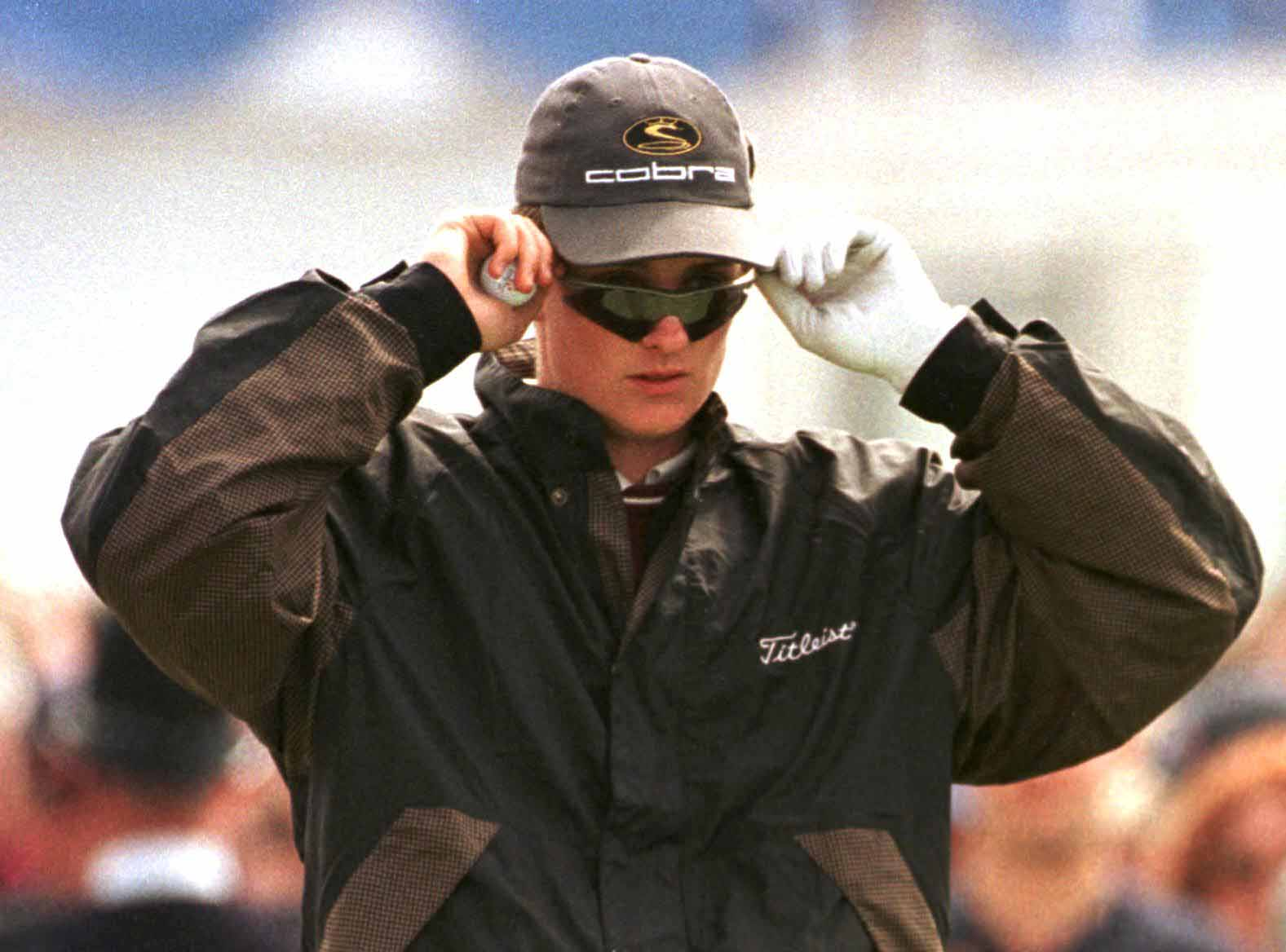 Justin Rose, then a callow 17-year-old amateur, burst to worldwide prominence at 1998 Open Championship at Royal Birkdale