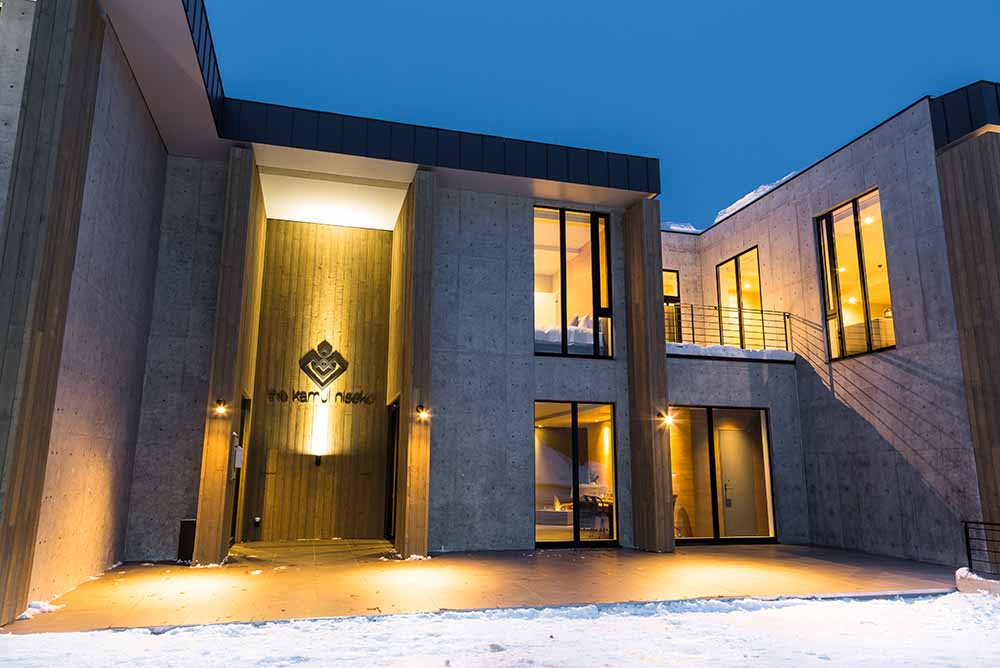 The Kamui Niseko - A stunning new five-star accommodation opened and operated by SkiJapan