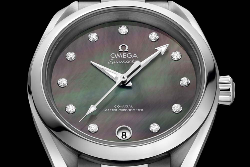 The Seamaster Aqua Terra Ladies' Collection