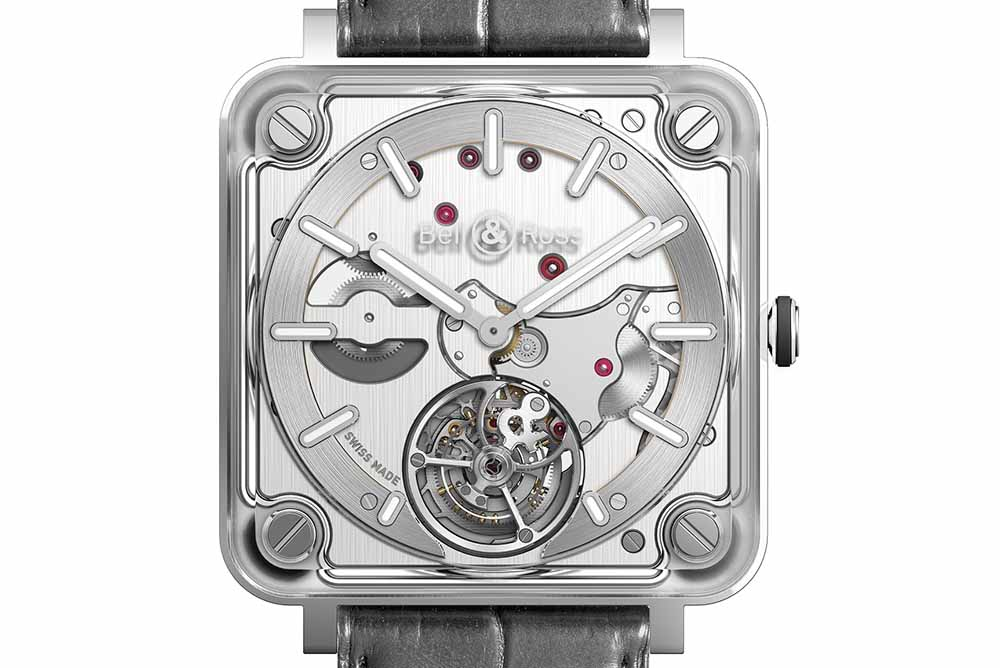 Bell & Ross BR-X2 Micro Rotor Tourbillon