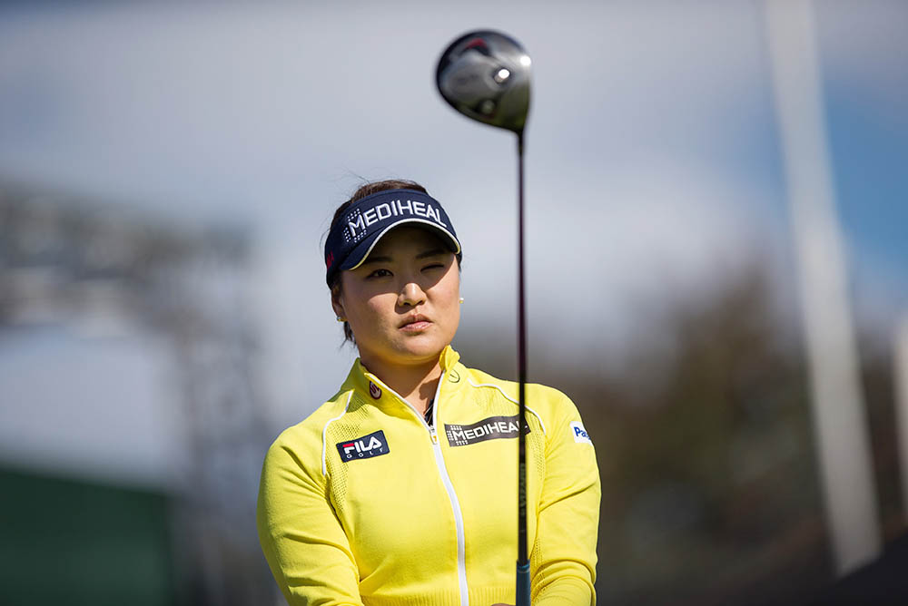 Korean Ryu So-yeon missed out after first round scores were annulled