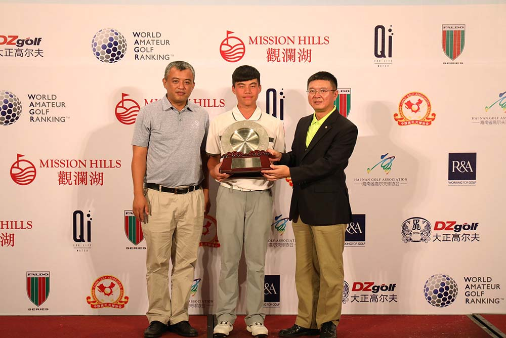 With you worl amateur golf rankings r a are mistaken