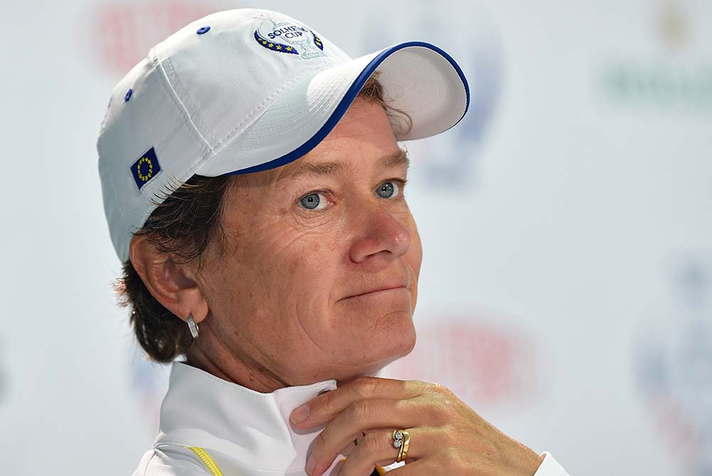 Catriona Matthew breaks ranks and voices out her concern towards the financial health of European Ladies Tour