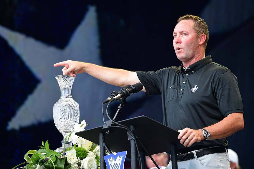 Mike Whan and the LPGA suffered its worst year in a decade