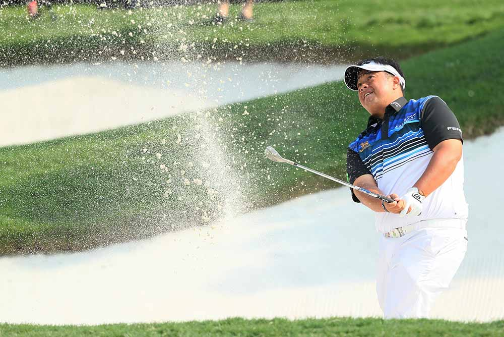 Aphibarnrat Kiradech, Asia's No. 1 in 2013, is keen to lift his game a notch higher and improve on his WGC record