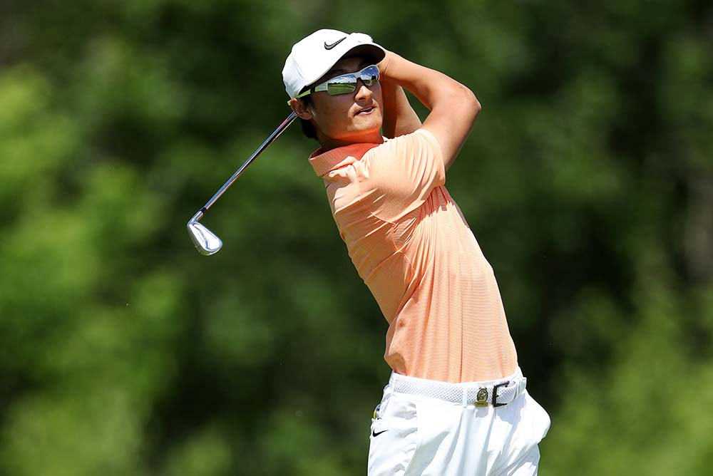 Li Haotong will have his first WGC appearance outside of China in Mexico City