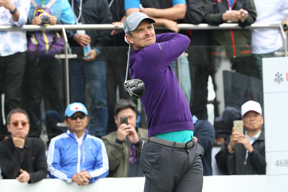 Justin Rose may have negotiated a tax-free lump sum appearance fee through his management agency