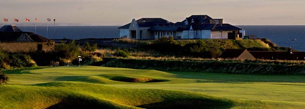 Crail Craighead is another fine, pure example of links golf