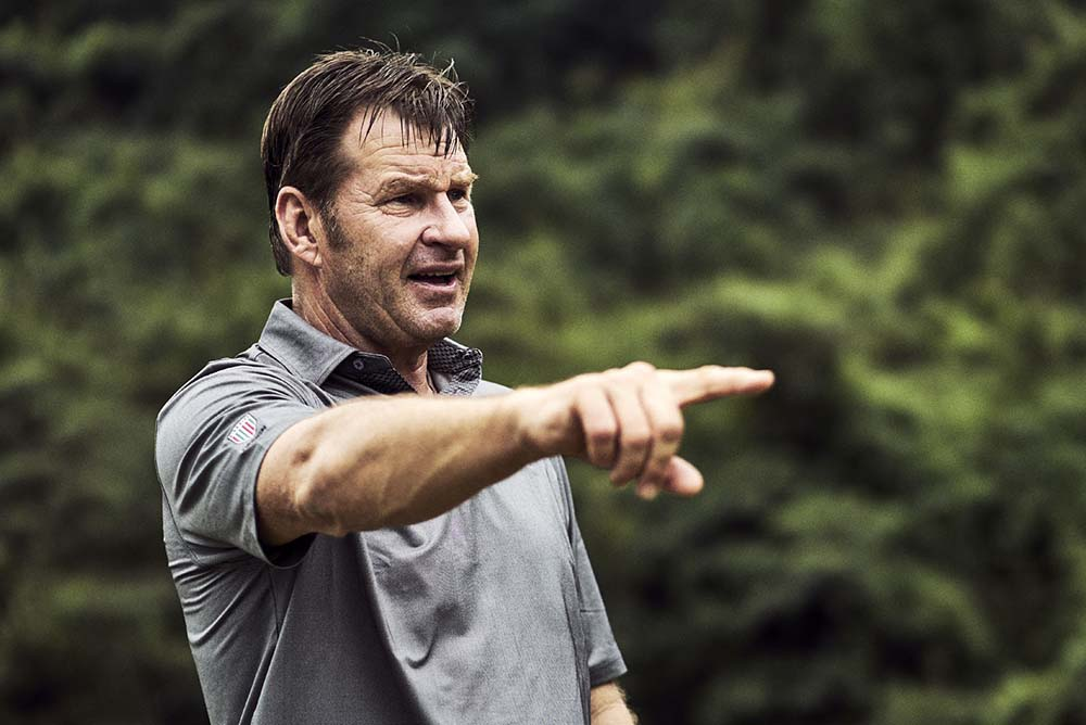 Faldo's single-mindedness approach came to bear in the Ryder Cup