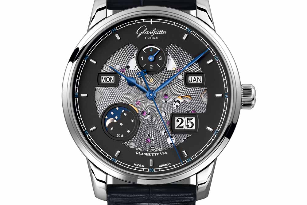 The Senator Excellence Perpetual Calendar Limited Edition